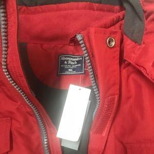 Abercrombie & Fitch Mens Jacket XXL,